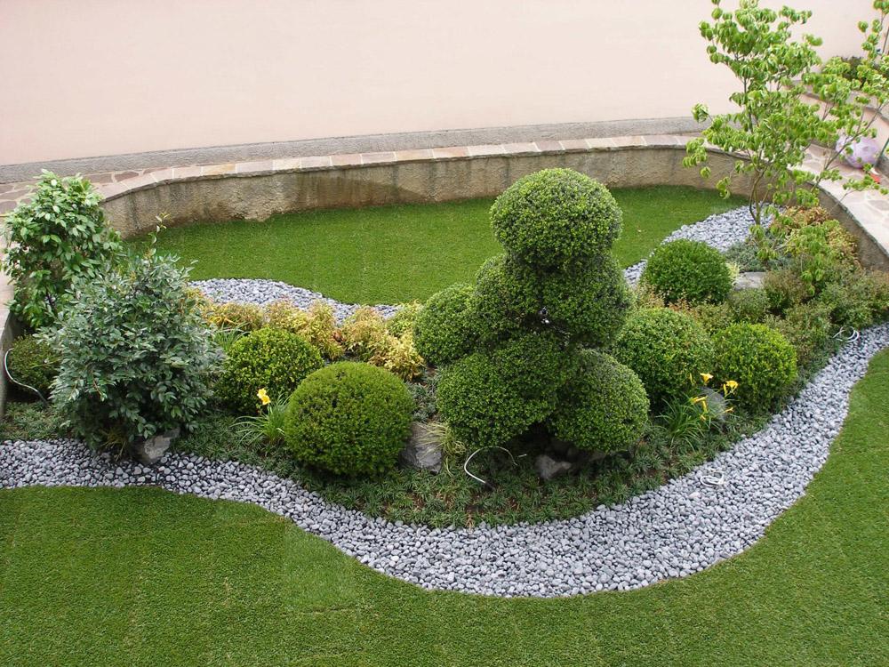 Berselli galleria immagini for Giardini moderni
